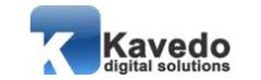 Kavedo logo